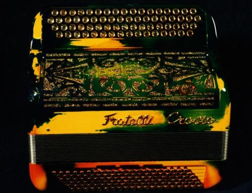 Laquage accordéon